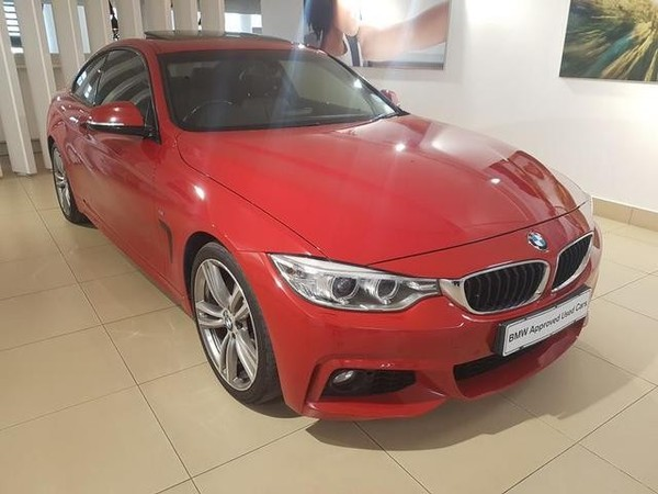 Used Bmw 4 Series 435i Coupe M Sport Auto For Sale In