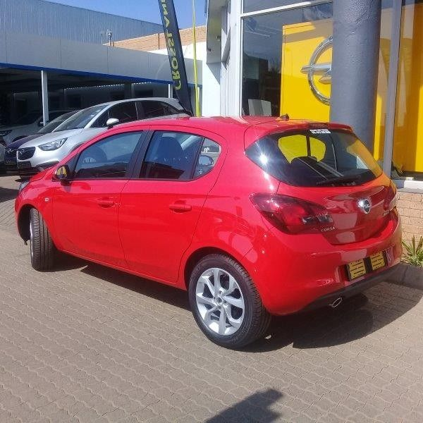 Used Opel Corsa 1.0T Enjoy 5-Door For Sale In Gauteng