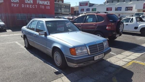 1993 Mercedes-Benz E-Class 200 E At Ac  Western Cape Cape Town_0