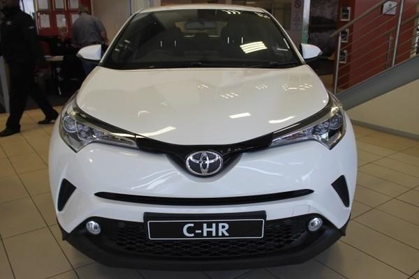 2020 Toyota C-HR 1.2T Plus Gauteng Midrand_0