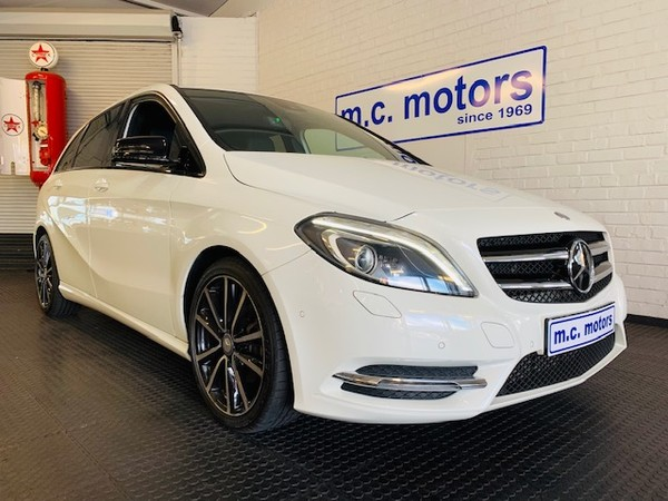 2013 Mercedes-Benz B-Class B200 BE SPORT Auto from only R4400 pm tc apply Western Cape Cape Town_0