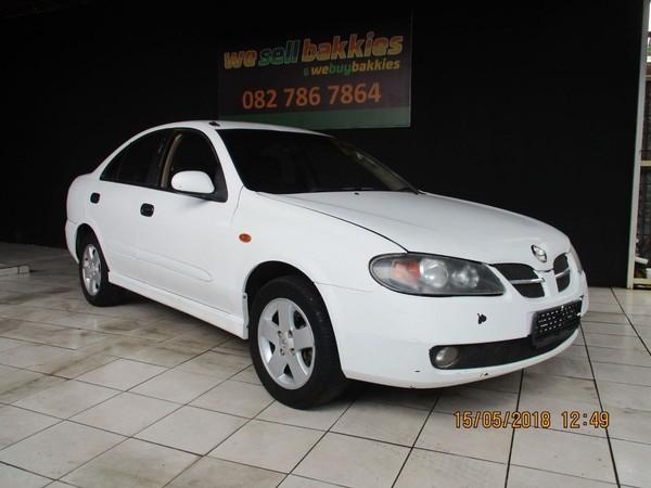 2004 Nissan Almera 1.8 Elegance h05  Gauteng Pretoria West_0