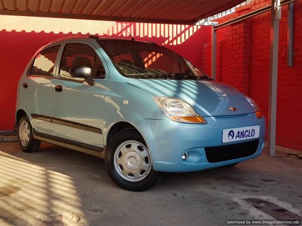 2012 Chevrolet Spark Lite L 5dr  Gauteng Benoni_0