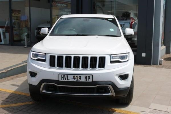 2015 Jeep Grand Cherokee 3.0L V6 CRD LTD Mpumalanga Witbank_0
