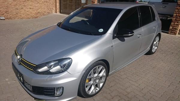 2012 Volkswagen Golf Vi Gti 2.o Tsi  Ed35  Gauteng Boksburg_0