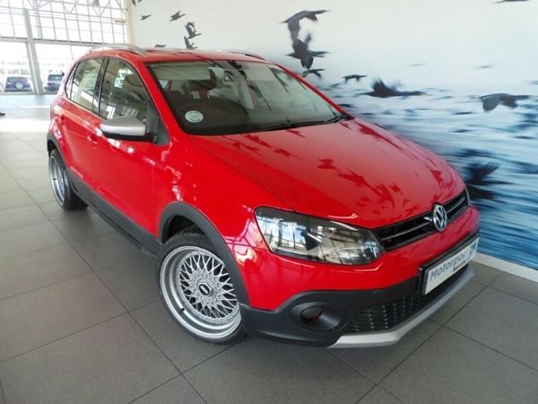 2012 Volkswagen Polo 1.6 Tdi Cross  Western Cape Bloubergstrand_0