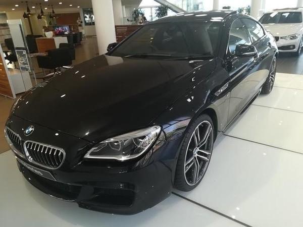 2018 BMW 6 Series 640d Gran Coupe  Gauteng Sandton_0