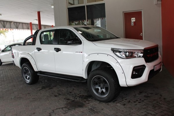 2018 Toyota Hilux Toyota Hilux Special Edition Western Cape Paarl_0