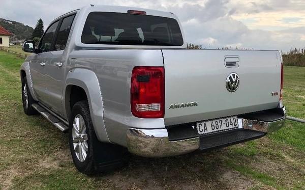 2016 Volkswagen Amarok 2.0 BiTDi Highline 132kW Auto Double Cab Bakkie Western Cape Newlands_0