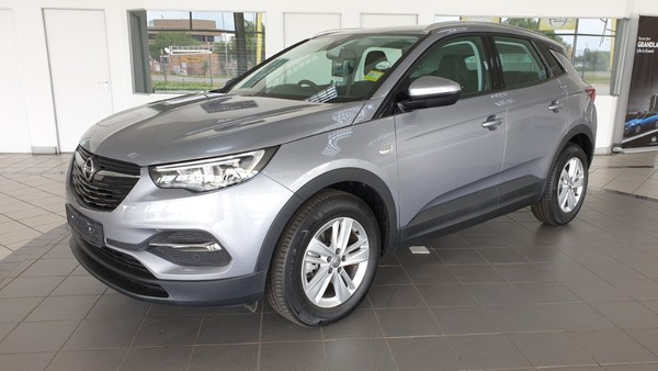 2019 Opel Grandland X 1.6T Enjoy Auto North West Province Klerksdorp_0