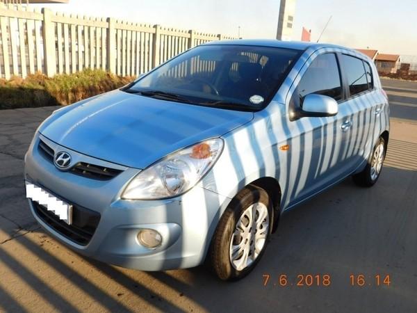 2011 Hyundai i20 1.6 Gauteng Brakpan_0