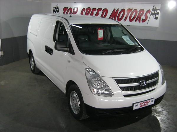 2014 Hyundai H1 2.5 Crdi Ac Fc Pv At  Gauteng Vereeniging_0