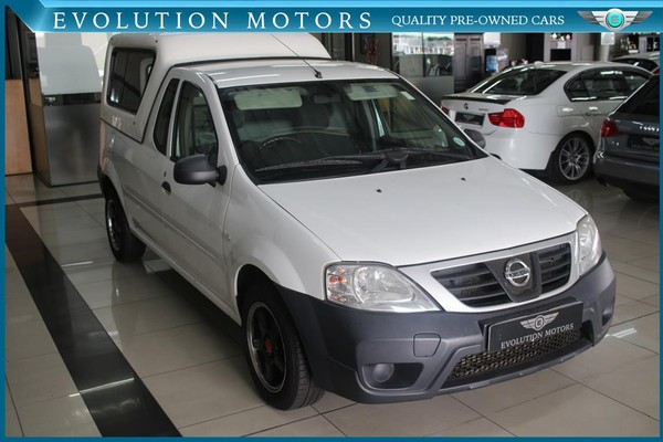 2014 Nissan NP200 1.5 Dci  Ac Safety Pack Pu Sc  Western Cape Parow_0