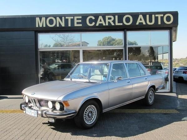 1977 BMW 3 Series E3 Series 3.0L Gauteng Sandton_0