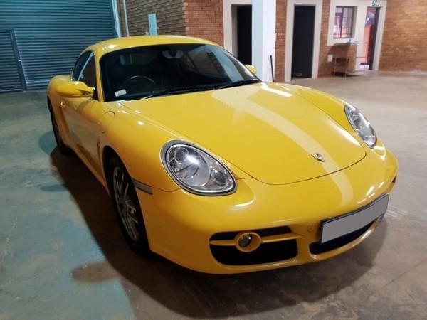 2006 Porsche Cayman  Gauteng Centurion_0
