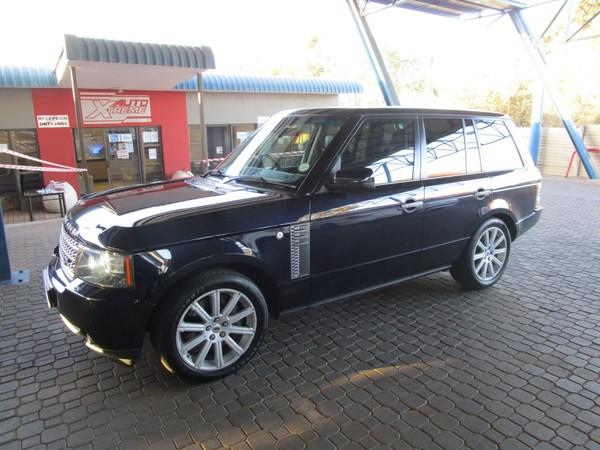 2010 Land Rover Range Rover Se 5.0 V8 Sc  Gauteng Pretoria_0