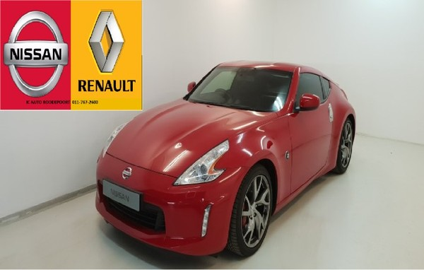 2017 Nissan 370z Coupe At  Gauteng Roodepoort_0