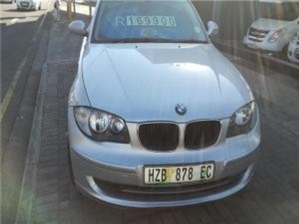 2011 BMW 1 Series 118i 5dr At f20  Eastern Cape_0