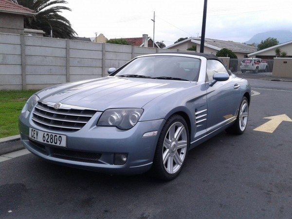 2007 Chrysler Crossfire 3.2 V6 Roadster At Ltd  Western Cape Strand_0