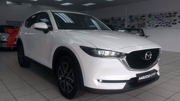 2019 Mazda CX-5 2.0 Dynamic Auto Western Cape Cape Town_0