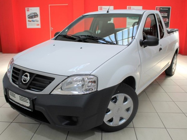 2020 Nissan NP200 1.6 8V SAFETY PACK Gauteng Springs_0
