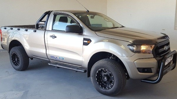 2018 Ford Ranger 2.2TDCi XL Single Cab Bakkie Western Cape Riversdale_0