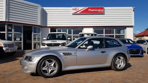 2000 BMW Z4 M Coupe  Western Cape Western Cape_0