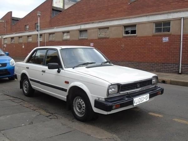 1984 Honda Ballade  Kwazulu Natal Pietermaritzburg_0