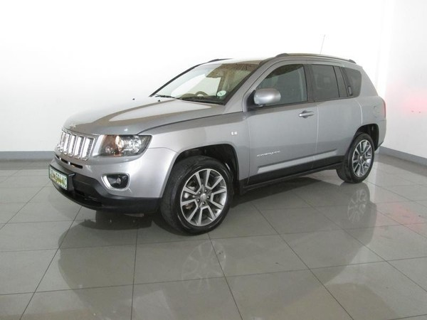 2015 Jeep Compass 2.0 Ltd  Gauteng Springs_0