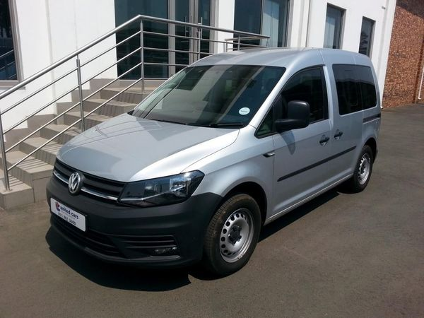 2018 Volkswagen Caddy Crewbus 2.0 TDI Gauteng Johannesburg_0
