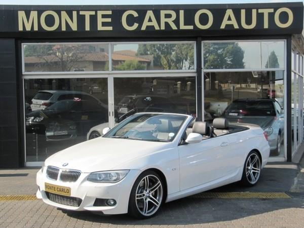 2011 BMW 3 Series 335i Convert Sport At e93 Gauteng Sandton_0