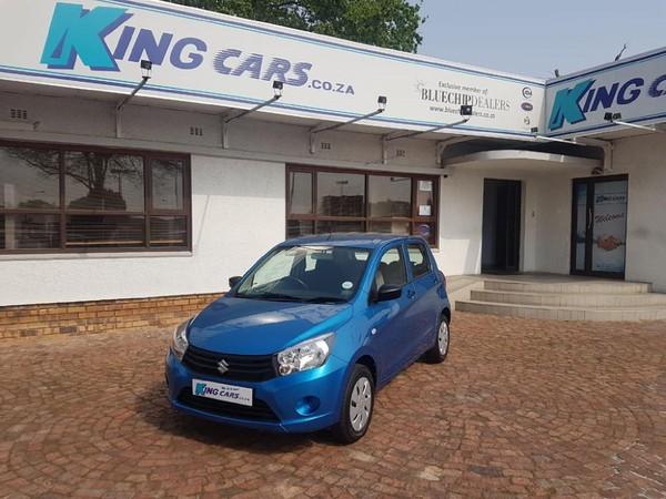 2018 Suzuki Celerio 1.0 GA Western Cape Bellville_0
