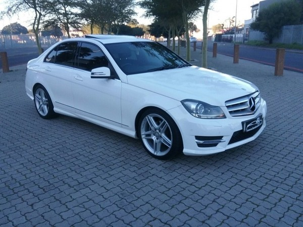 2013 Mercedes-Benz C-Class C200 Cgi Be Avantgarde At  Western Cape Cape Town_0