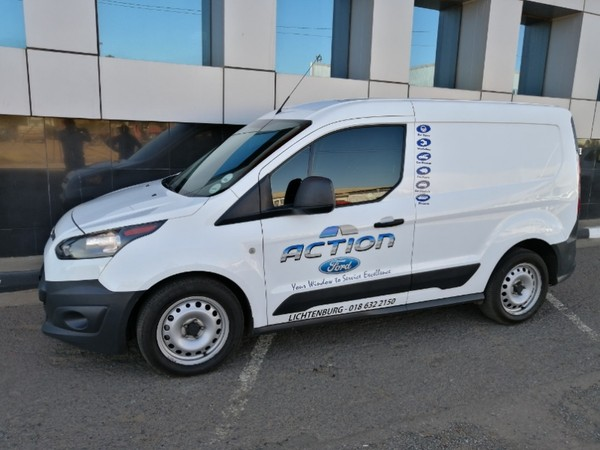 2017 Ford Transit Connect 1.0 AMB SWB FC PV North West Province Lichtenburg_0
