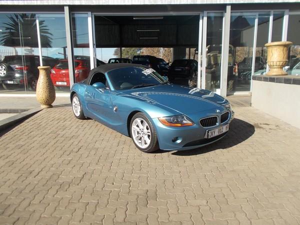 2003 BMW Z4 2.5si Roadster At e85  Mpumalanga Delmas_0