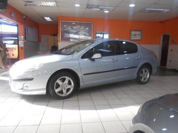 2008 Peugeot 407 2.0 St Comfort  Kwazulu Natal Durban_0