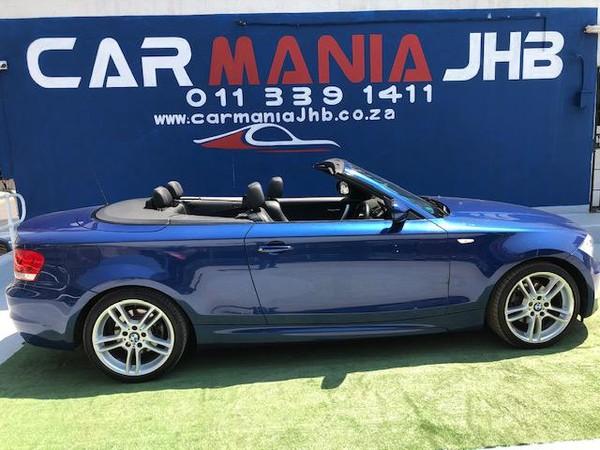 2012 BMW 1 Series 120i Convert Sport  Gauteng Johannesburg_0