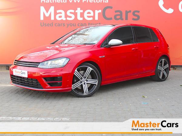 2015 Volkswagen Golf GOLF VII 2.0 TSI R DSG Gauteng Pretoria_0