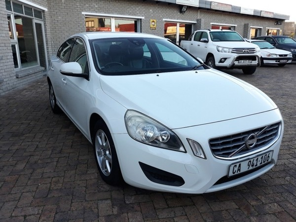 2011 Volvo S60 2.0t Edition  Western Cape Plumstead_0