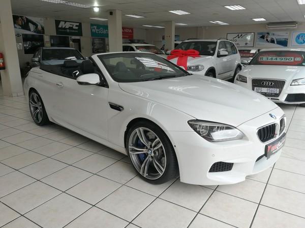 2014 BMW M6 Convertible f12 Kwazulu Natal Pinetown_0