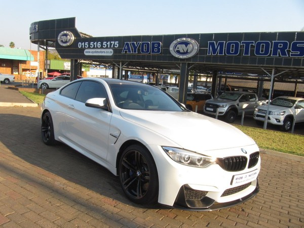 2015 BMW M4 Coupe M-DCT Limpopo Louis Trichardt_0