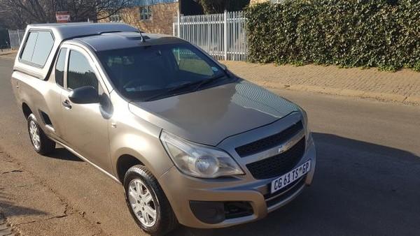 2013 Chevrolet Corsa Utility 1.8 Ac Pu Sc  Gauteng Centurion_0