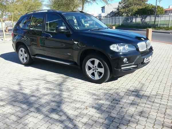 2007 BMW X5 3.0d At e70  Western Cape Cape Town_0