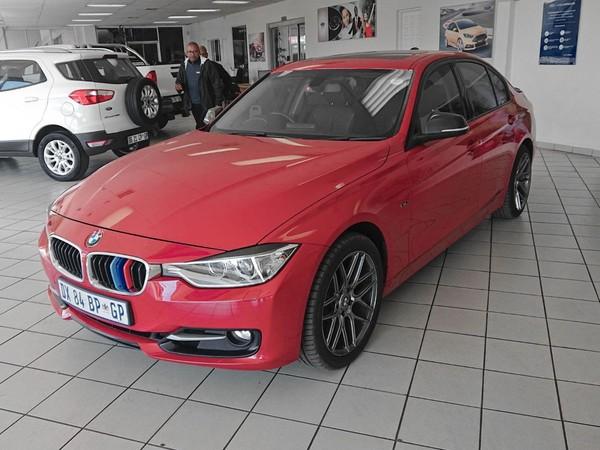 2013 BMW 3 Series 320i Sport Line At f30  Gauteng Randfontein_0