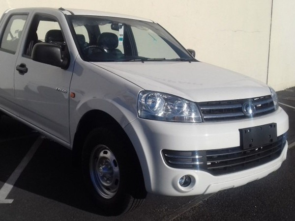 2019 GWM Steed 5 2.2 MPi Base Double Cab FACE LIFT Bakkie Western Cape Goodwood_0