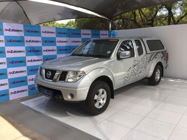 2012 Nissan Navara 2.5 Dci  Xe Kcab Pu Sc  Gauteng Pretoria_0