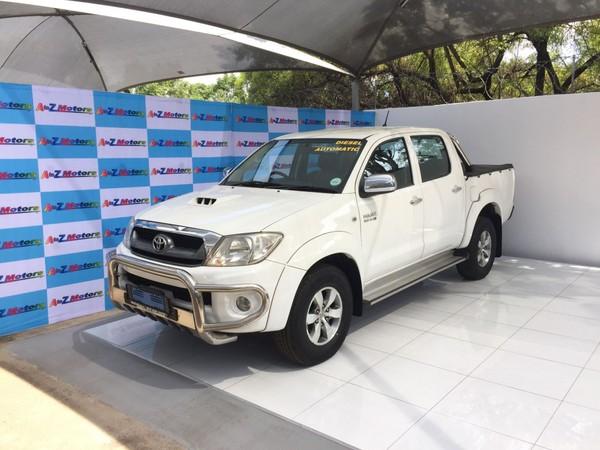 2009 Toyota Hilux 3.0D-4D Raider AT Bullbar Side Steps Gauteng Pretoria_0