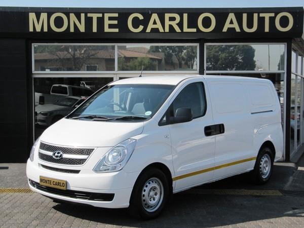 2015 Hyundai H1 2.5 Crdi Ac Fc Pv At  Gauteng Sandton_0
