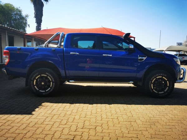 2013 Ford Ranger 3.2tdci Xlt 4x4 At Pu Dc  Limpopo_0