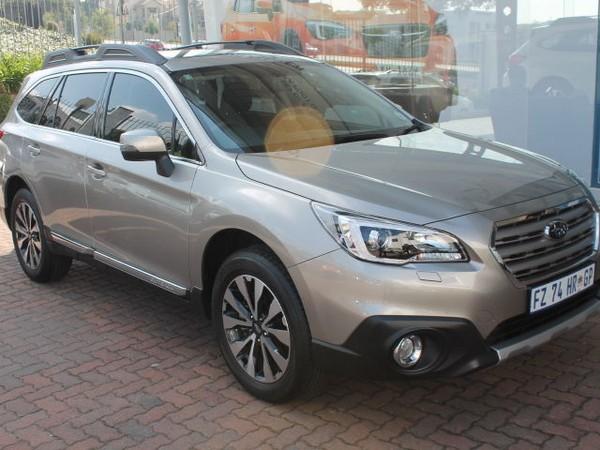 2017 Subaru Outback 2.5 i-S Premium CVT Gauteng Randburg_0